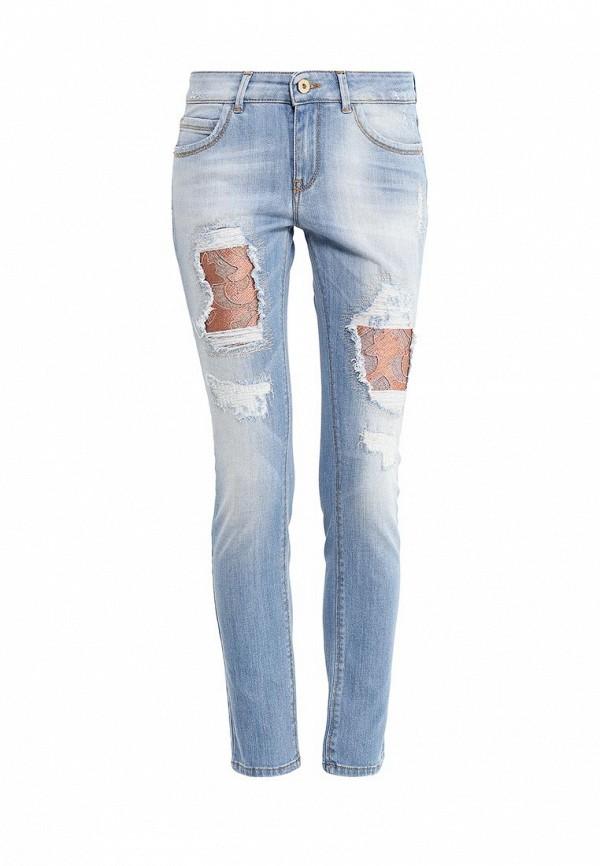 Зауженные джинсы Atos Lombardini P04036: изображение 1