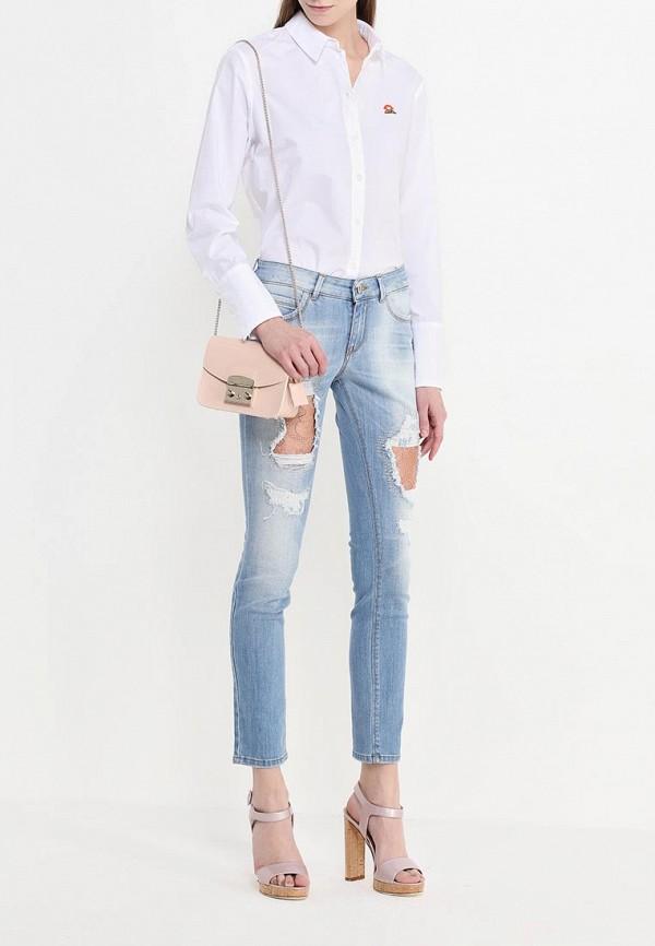 Зауженные джинсы Atos Lombardini P04036: изображение 2