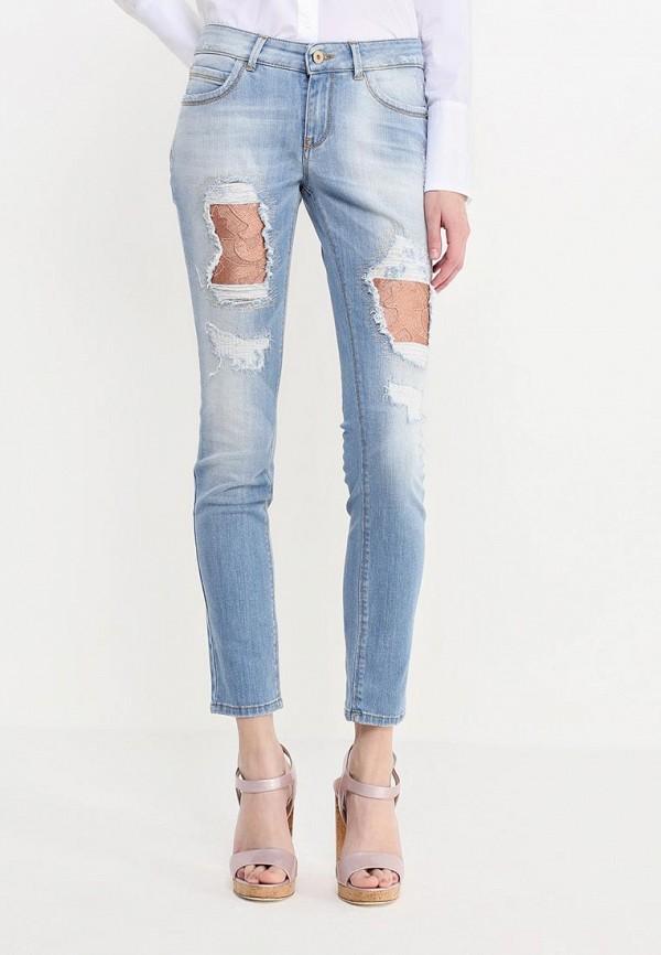 Зауженные джинсы Atos Lombardini P04036: изображение 3