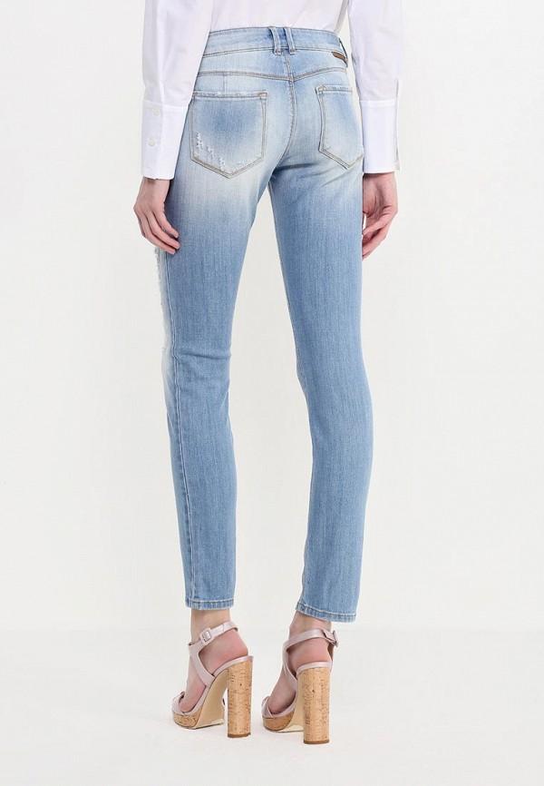 Зауженные джинсы Atos Lombardini P04036: изображение 4