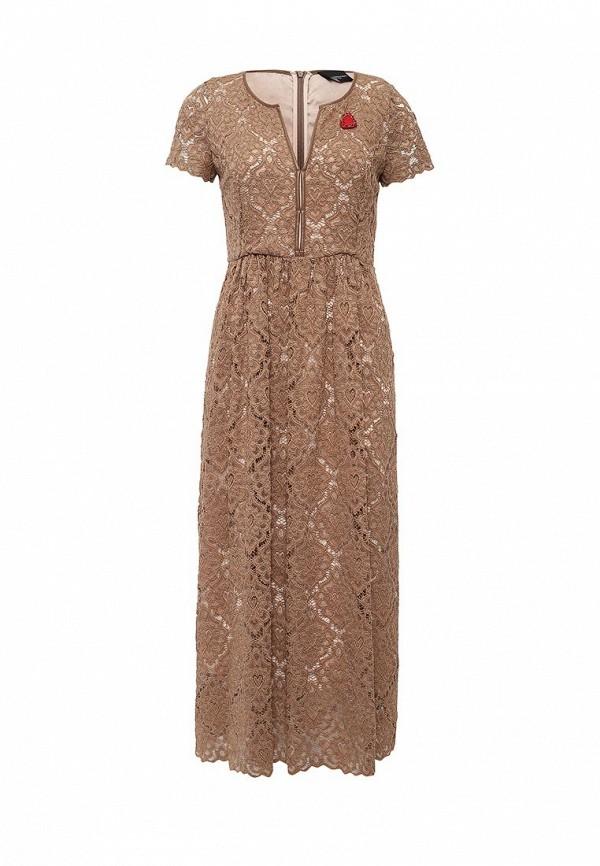Платье-миди Atos Lombardini P03006: изображение 1