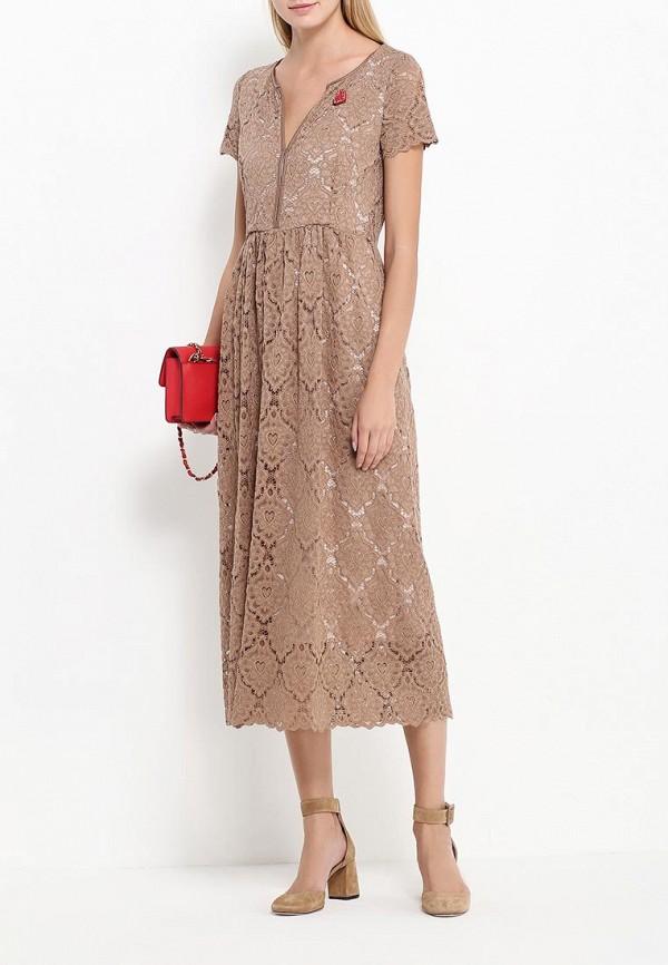 Платье-миди Atos Lombardini P03006: изображение 3