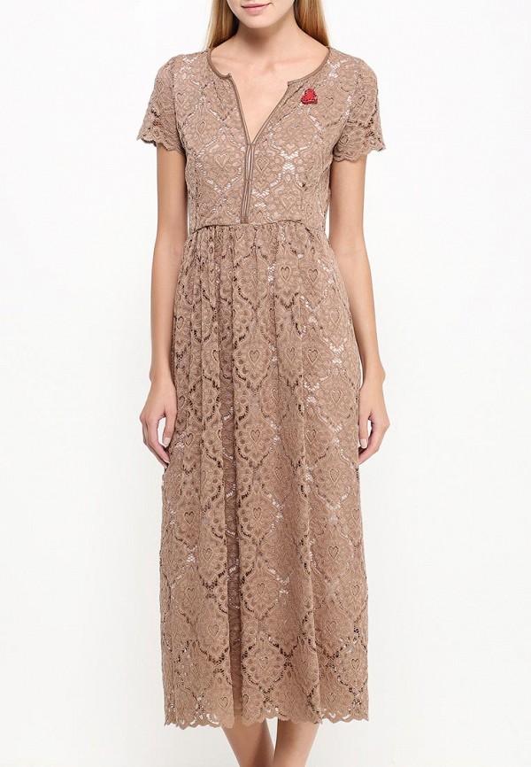 Платье-миди Atos Lombardini P03006: изображение 4