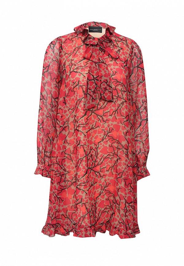 Платье-миди Atos Lombardini P03026