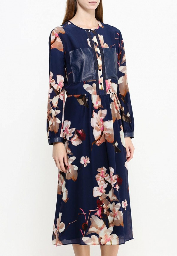 Платье-миди Atos Lombardini P03029: изображение 3