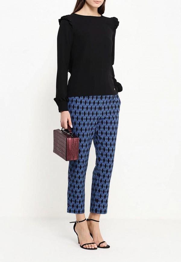 Женские зауженные брюки Atos Lombardini P04049: изображение 2