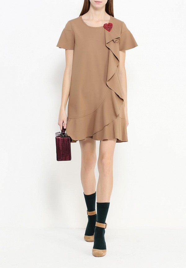 Платье-мини Atos Lombardini P03003: изображение 3