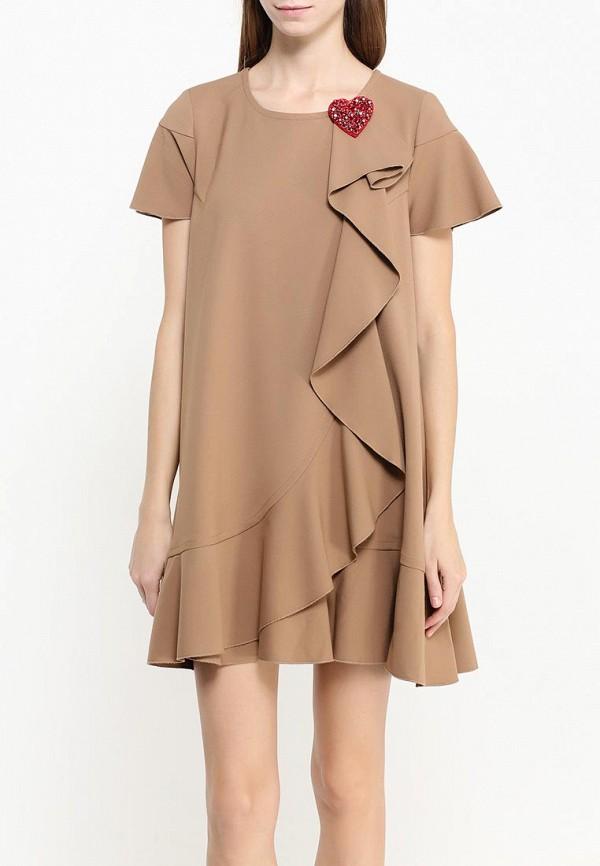 Платье-мини Atos Lombardini P03003: изображение 4