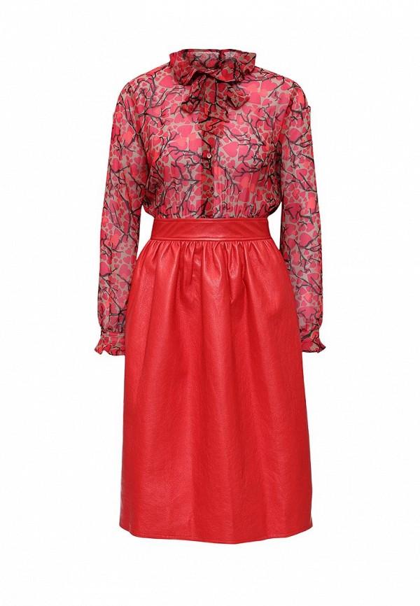 Платье-миди Atos Lombardini P03010: изображение 1