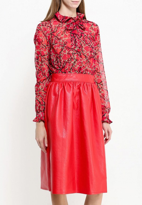 Платье-миди Atos Lombardini P03010: изображение 3