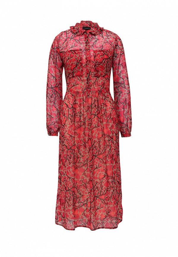 Платье-миди Atos Lombardini P03027: изображение 1