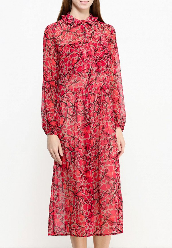 Платье-миди Atos Lombardini P03027: изображение 3
