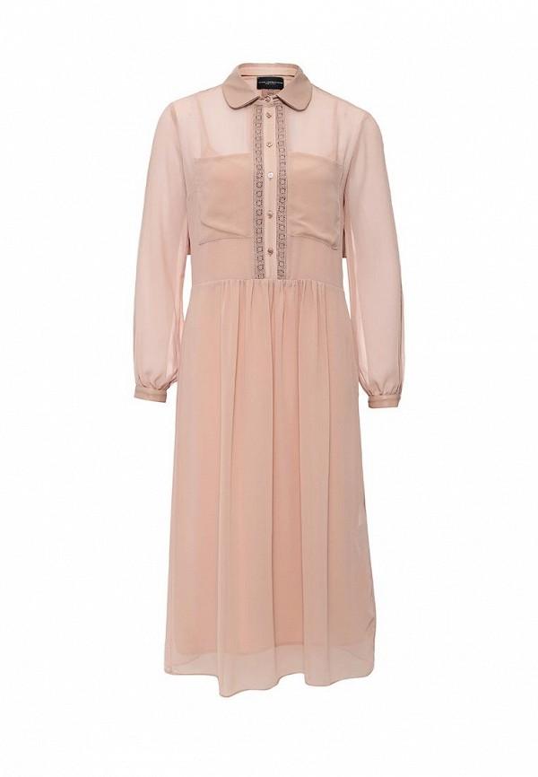Платье-миди Atos Lombardini P03028