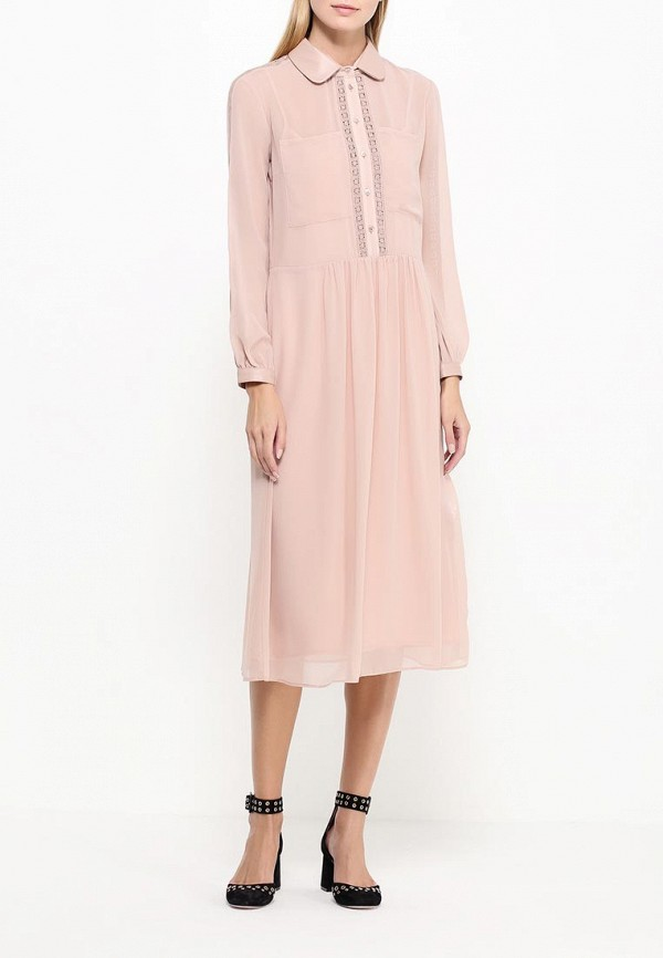 Платье-миди Atos Lombardini P03028: изображение 3