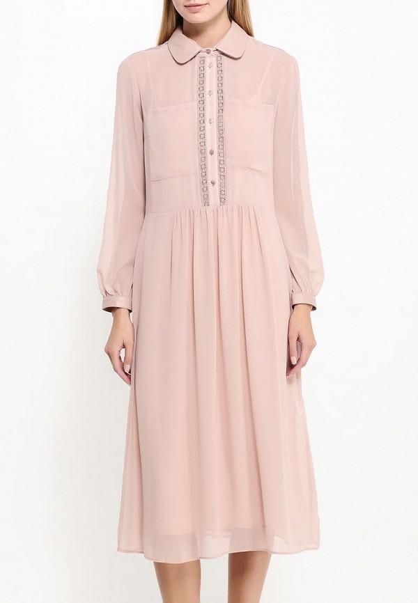 Платье-миди Atos Lombardini P03028: изображение 4