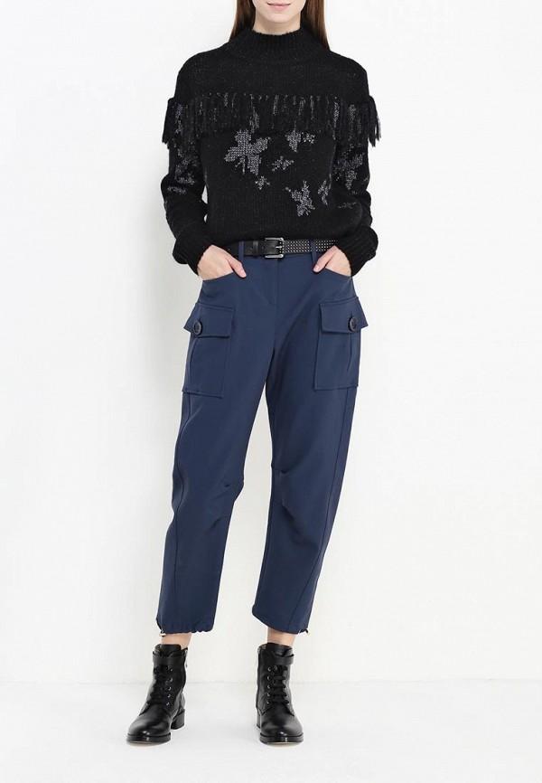 Женские широкие и расклешенные брюки Atos Lombardini P04024: изображение 2