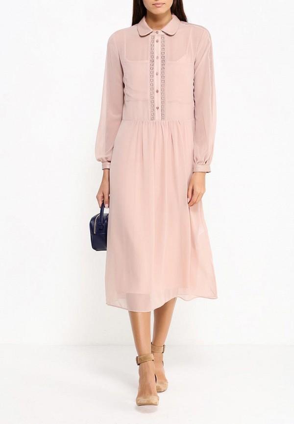 Платье-миди Atos Lombardini P03028: изображение 2
