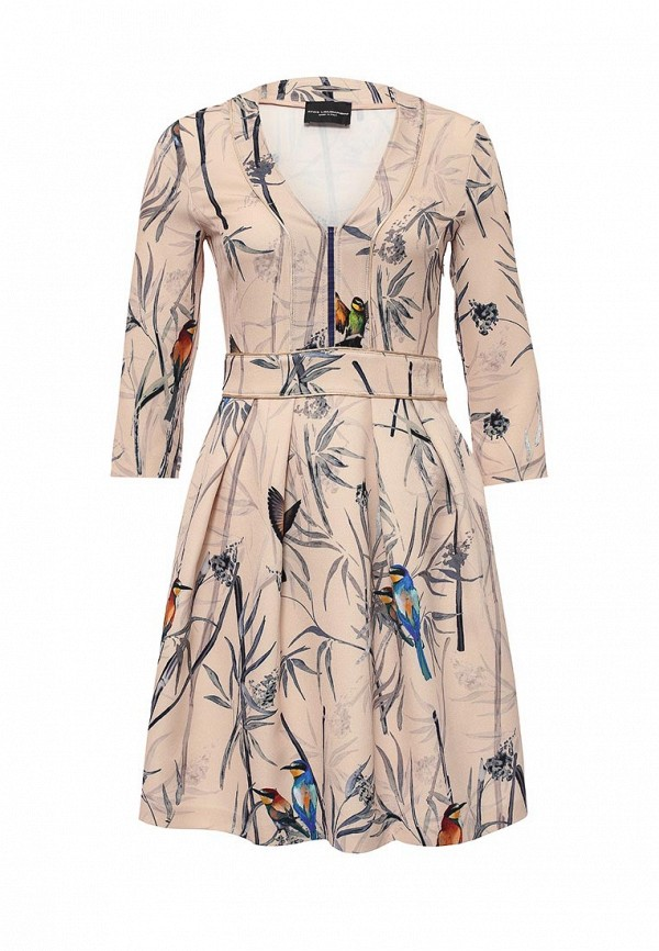 цена  Платье Atos Lombardini Atos Lombardini AT009EWPBZ26  онлайн в 2017 году