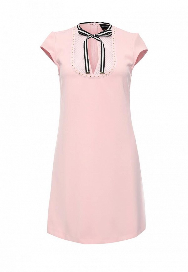 цена  Платье Atos Lombardini Atos Lombardini AT009EWPBZ86  онлайн в 2017 году