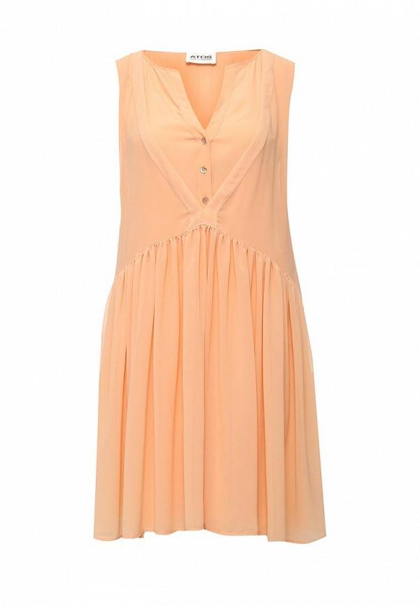 Платье-миди Atos Atos Lombardini V03019: изображение 2