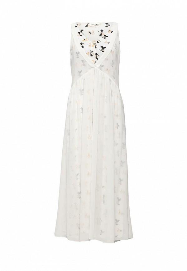Платье-миди Atos Atos Lombardini V03049: изображение 1