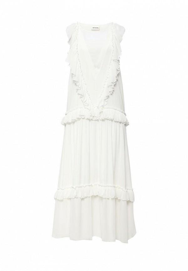 Платье-макси Atos Atos Lombardini V03045: изображение 1