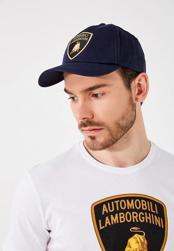 Фото Бейсболка Automobili Lamborghini. Купить с доставкой