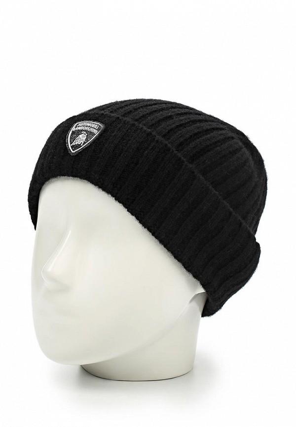 Шапка Automobili Lamborghini Knitted Beanie Hat: изображение 2