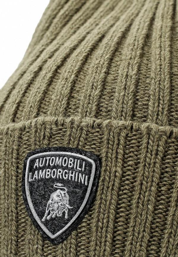 Шапка Automobili Lamborghini Knitted Beanie Hat: изображение 4