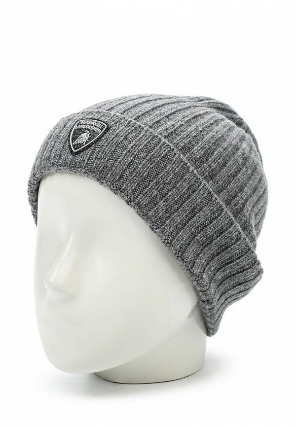 Шапка Automobili Lamborghini Knitted Beanie Hat: изображение 6