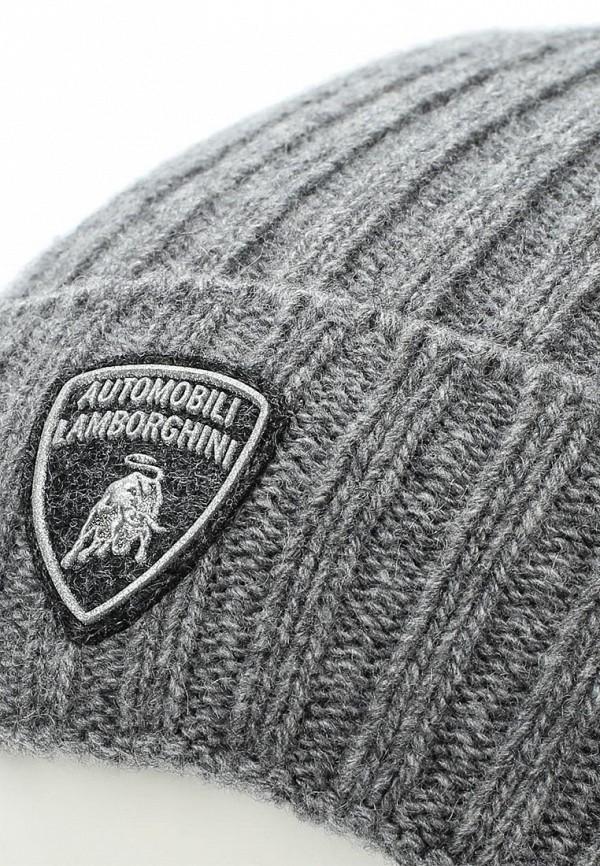 Шапка Automobili Lamborghini Knitted Beanie Hat: изображение 8