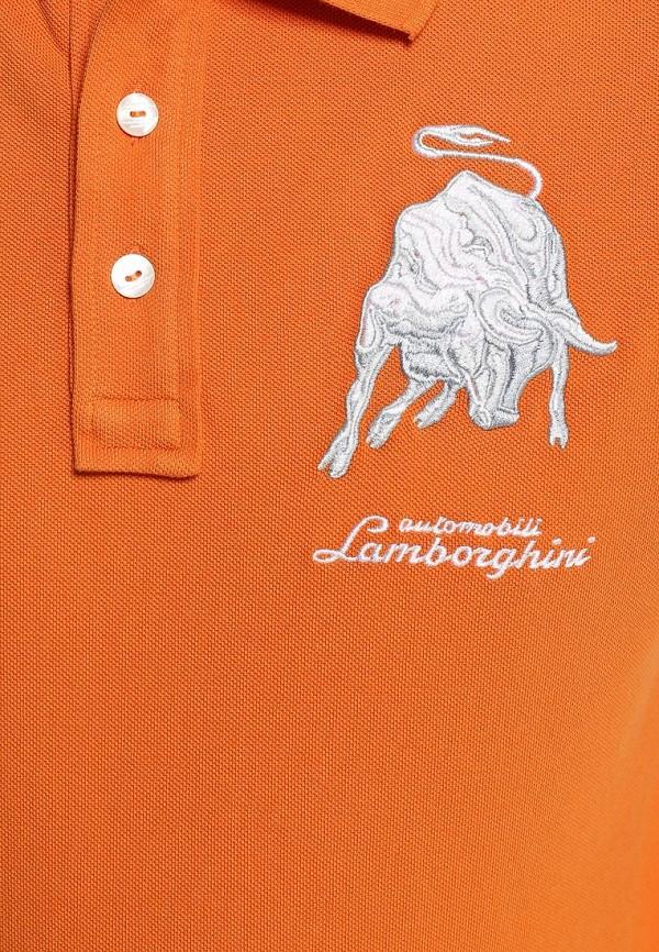 Мужские поло Automobili Lamborghini 9009559CCO026EM4XX: изображение 2