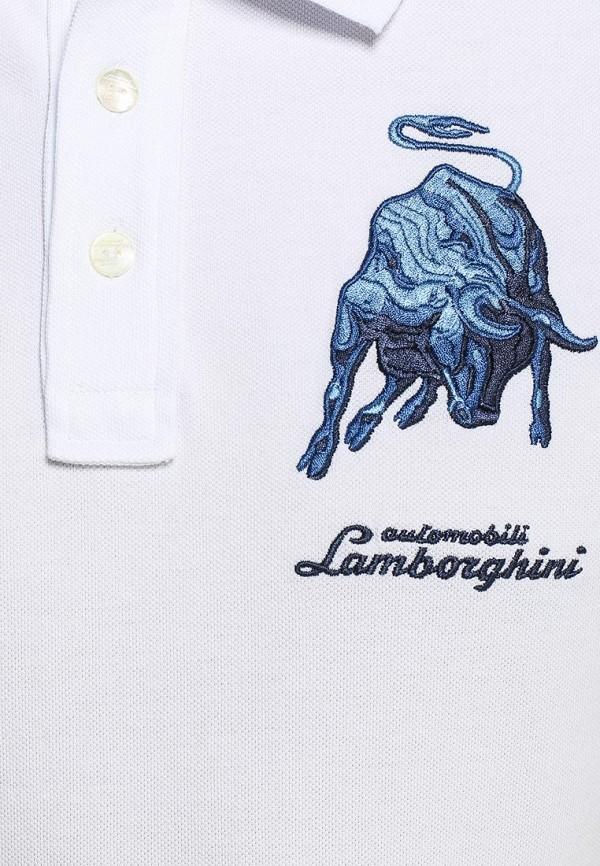 Мужские поло Automobili Lamborghini 9009559CCW035EM1XX: изображение 2