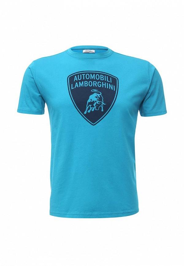 Футболка с надписями Automobili Lamborghini 9009556CCU114EM: изображение 1