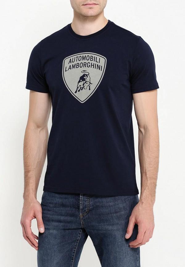 Футболка с надписями Automobili Lamborghini 9011885CCU100EM: изображение 3
