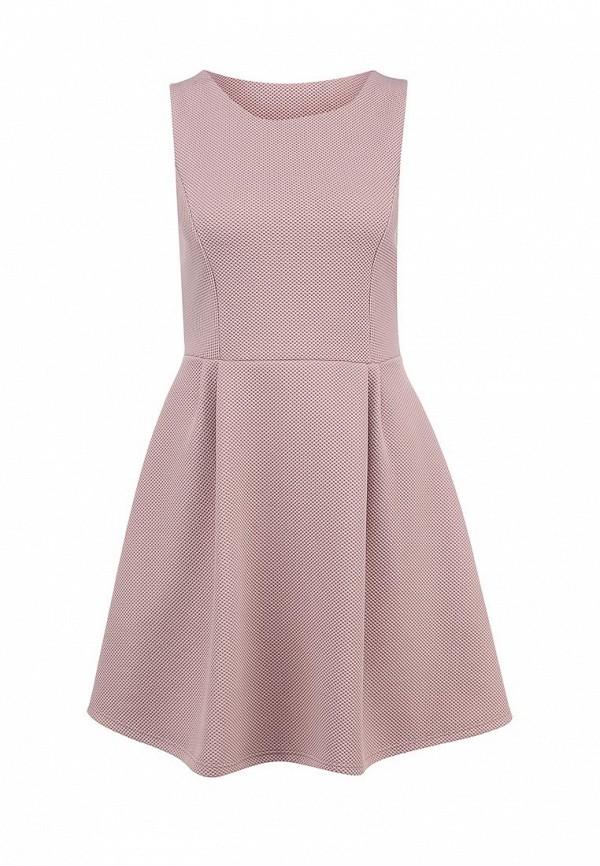 Платье-мини Aurora Firenze 13825 PK: изображение 1