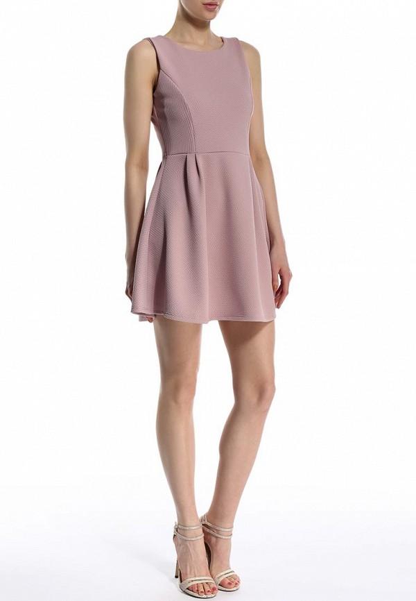 Платье-мини Aurora Firenze 13825 PK: изображение 3
