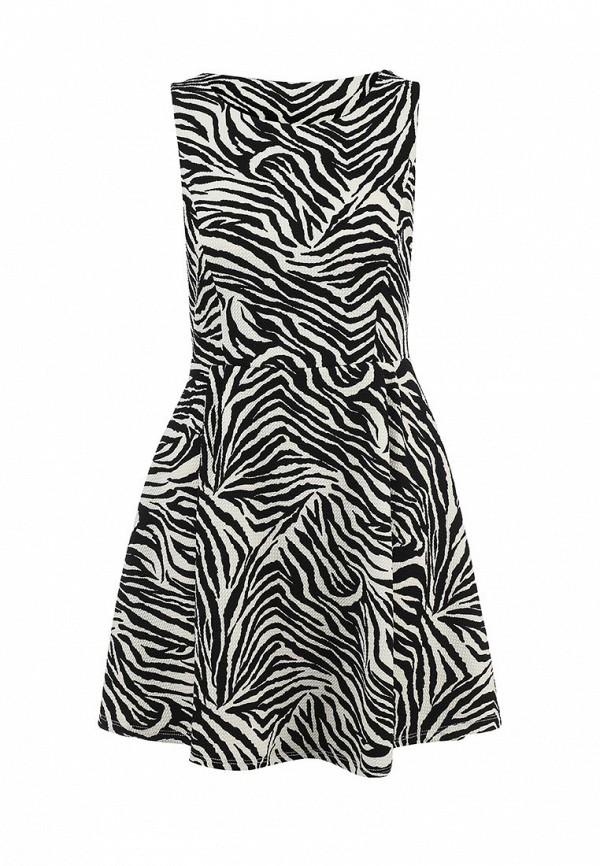 Платье-мини Aurora Firenze 13825-PK ZEBRA: изображение 1