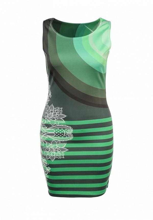 Платье-мини Aurora Firenze 3138: изображение 1