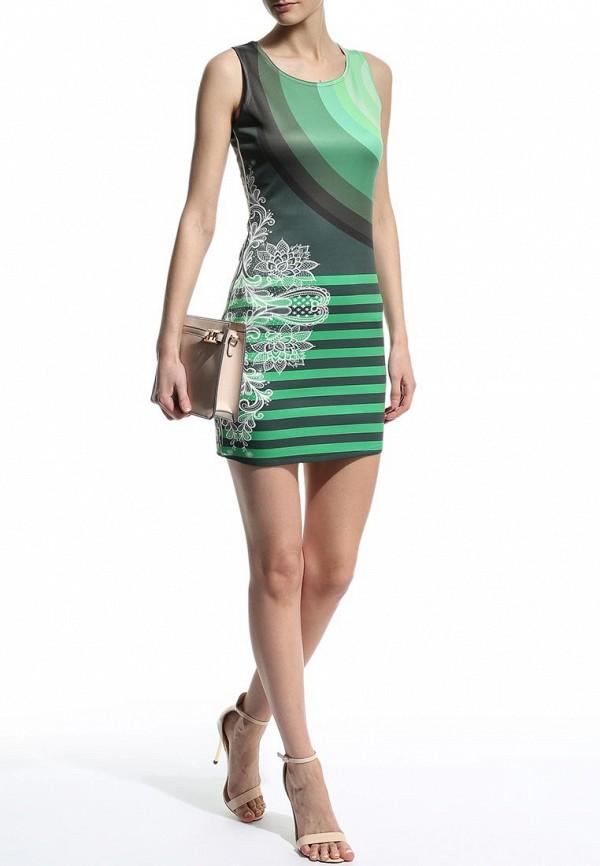 Платье-мини Aurora Firenze 3138: изображение 3