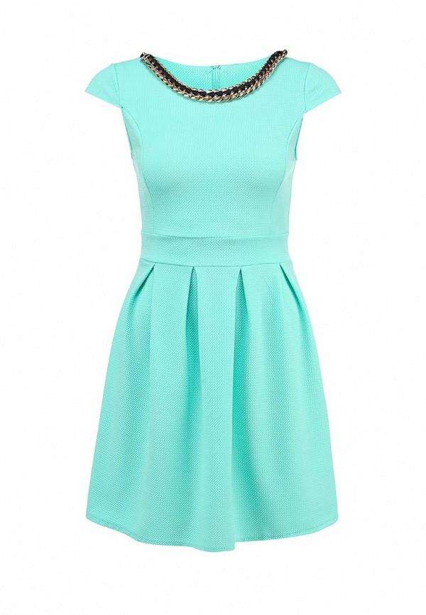 Платье-мини Aurora Firenze 6188: изображение 1