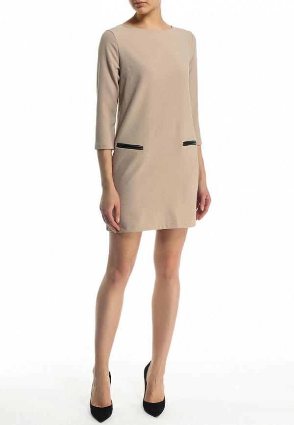 Платье-мини Aurora Firenze J927 BE3: изображение 3