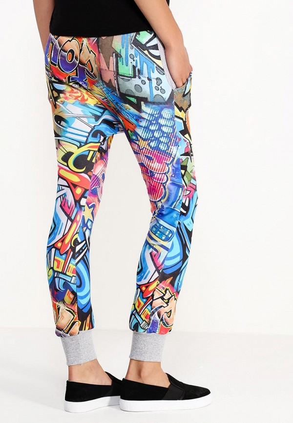 Женские спортивные брюки Aurora Firenze 5066C: изображение 4