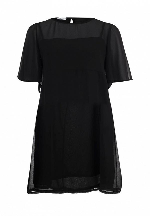 Платье-мини Aurora Firenze J1225-GE: изображение 1