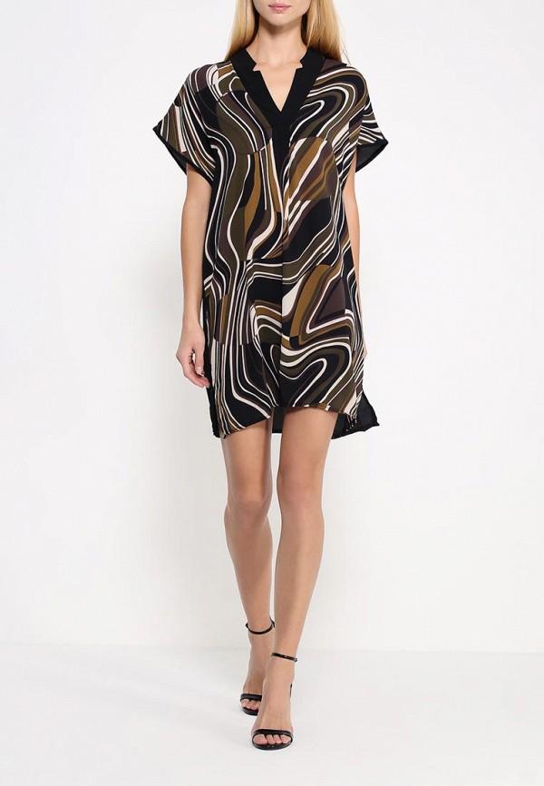 Платье-мини Aurora Firenze J1193-GC10: изображение 2