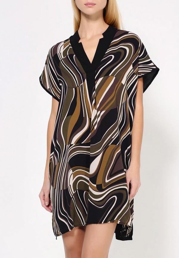 Платье-мини Aurora Firenze J1193-GC10: изображение 3