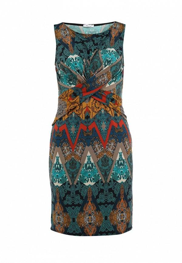 Платье-мини Aurora Firenze J321-VN8: изображение 1