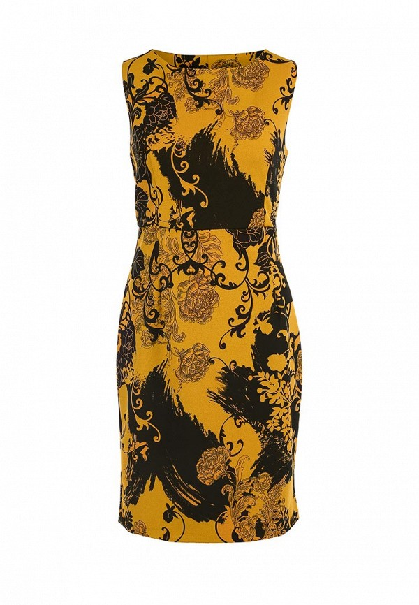 Платье-миди Aurora Firenze S17-2493-JET: изображение 2