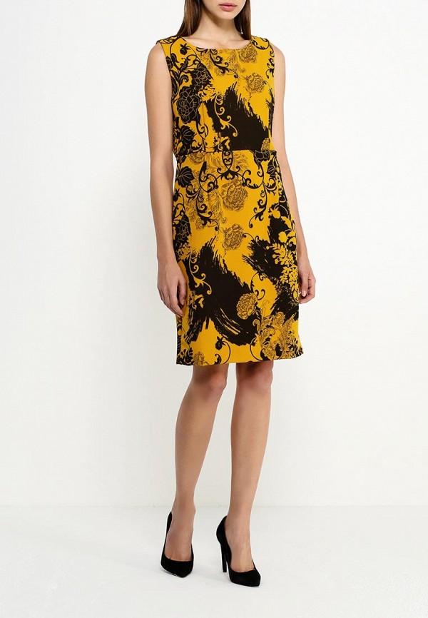 Платье-миди Aurora Firenze S17-2493-JET: изображение 3