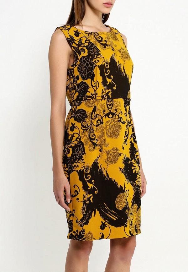 Платье-миди Aurora Firenze S17-2493-JET: изображение 4